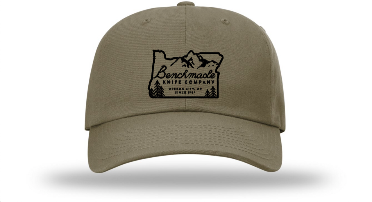 Benchmade Men's State Pride Dad Hat, Loden One Size