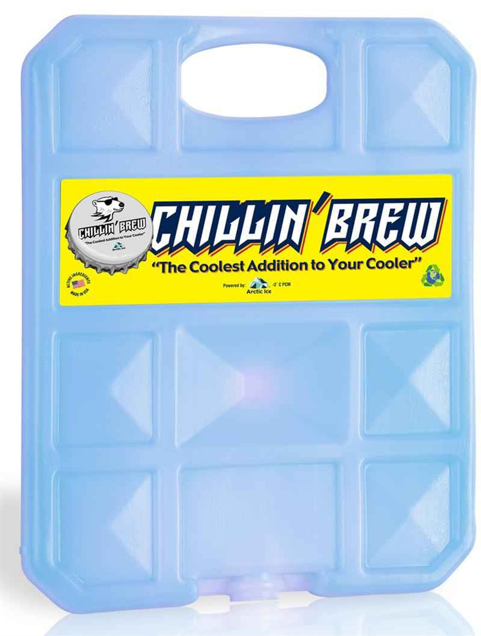 Arctic Ice Chillin' Brew, Large 2.5lbs