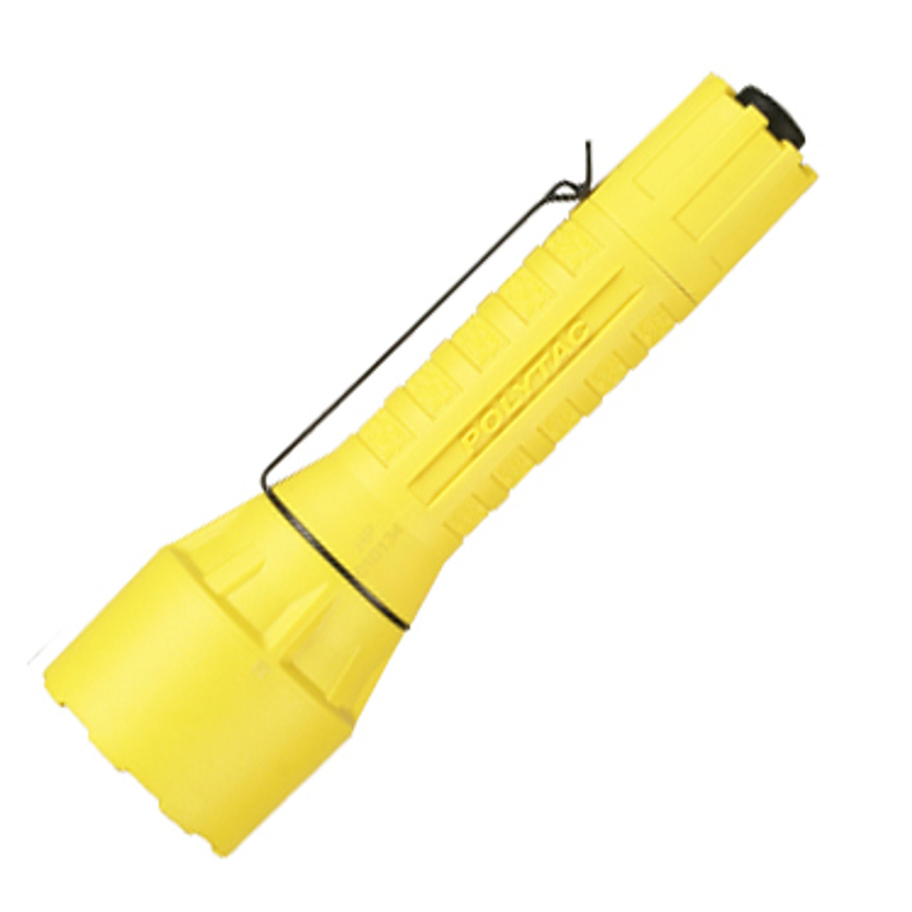 Streamlight PolyTac HP Down Range Polymer Flashlight 88863, C4 LED Light, 600 Max Lumens, Yellow