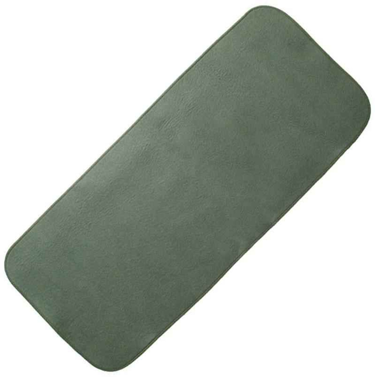 "ABKT AB055 Tac Tactical Gun Cleaning Mat - 28"" x 12""., Olive Green"