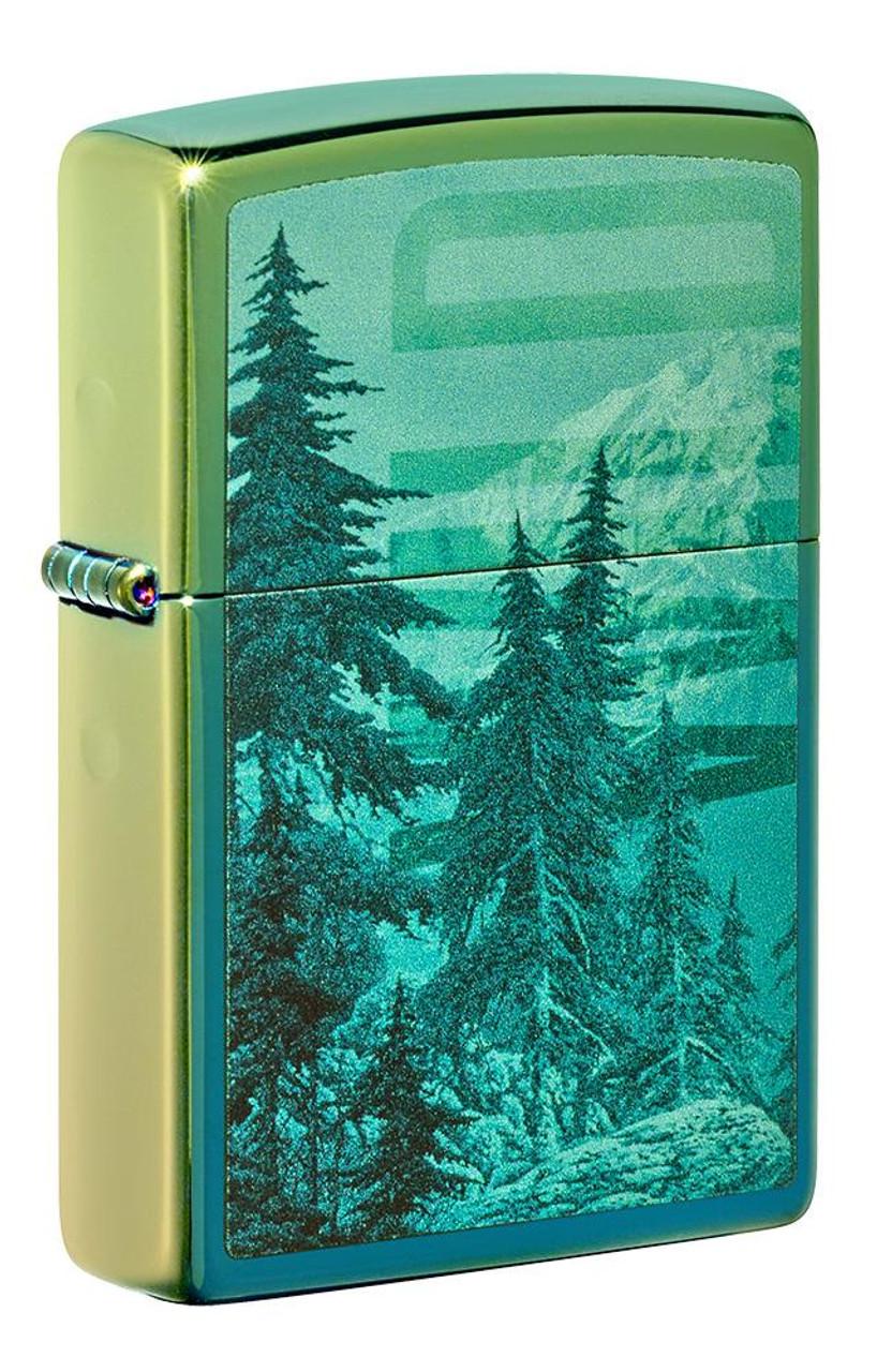 Zippo 49461-000003 Mountain Design Lighter