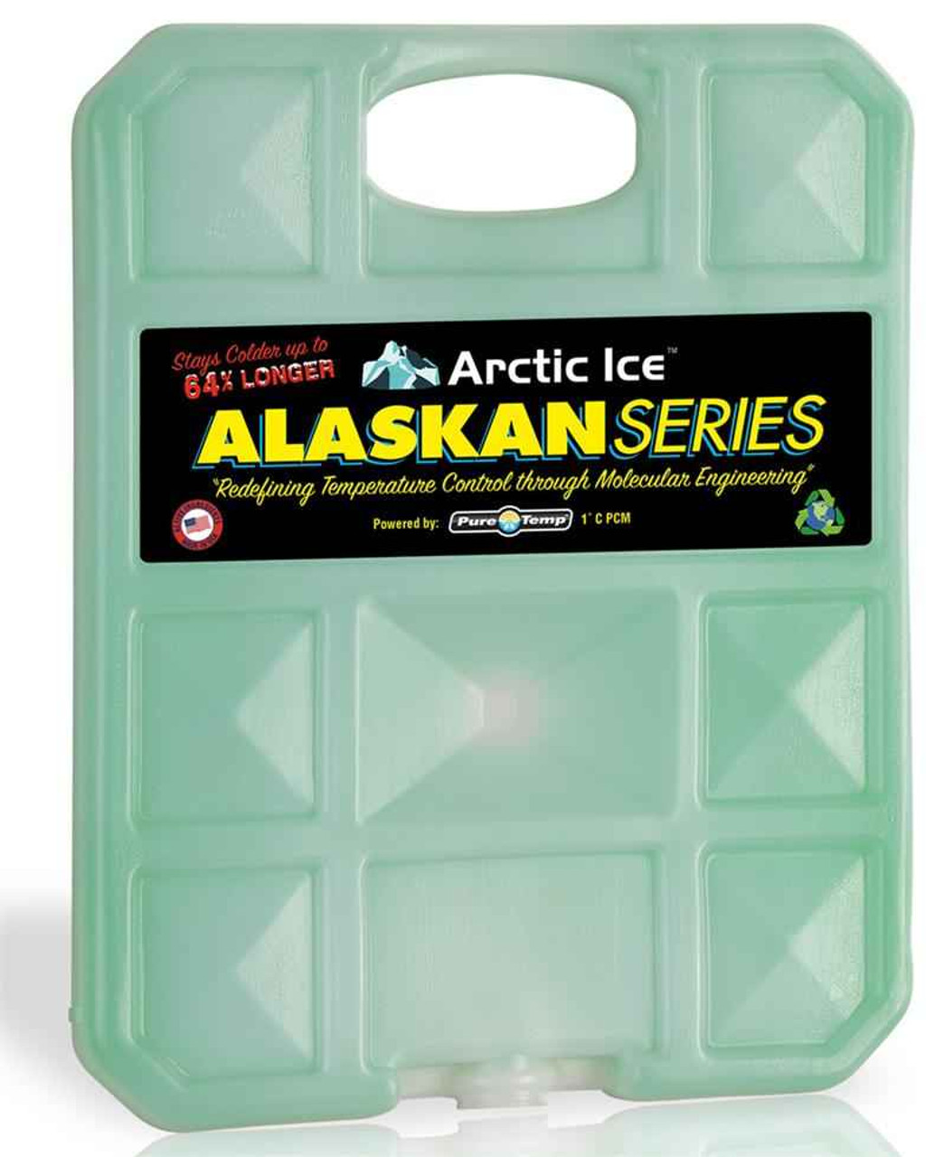 Arctic Ice Alaskan Series, Large 2.5lbs