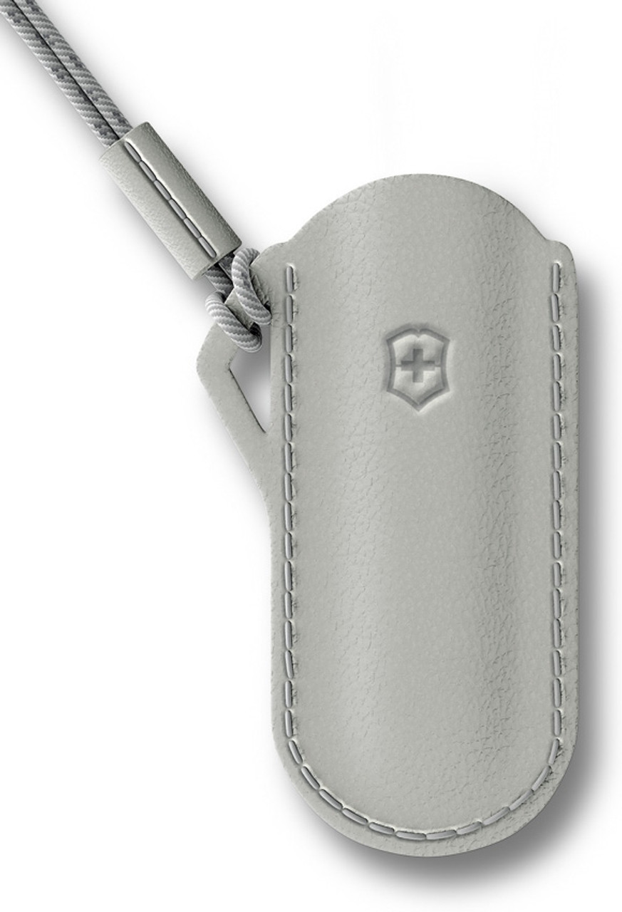Victorinox Swiss Army Leather Pouch Mystical Morning - 4.0670.31