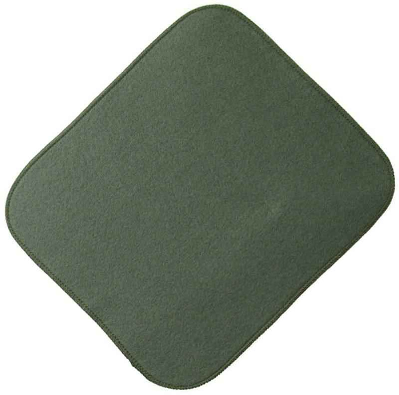 """ABKT AB056 Tac Tactical Gun Cleaning Mat - 12"""" x 10"""". 1.5 mil thick. Olive Green"""