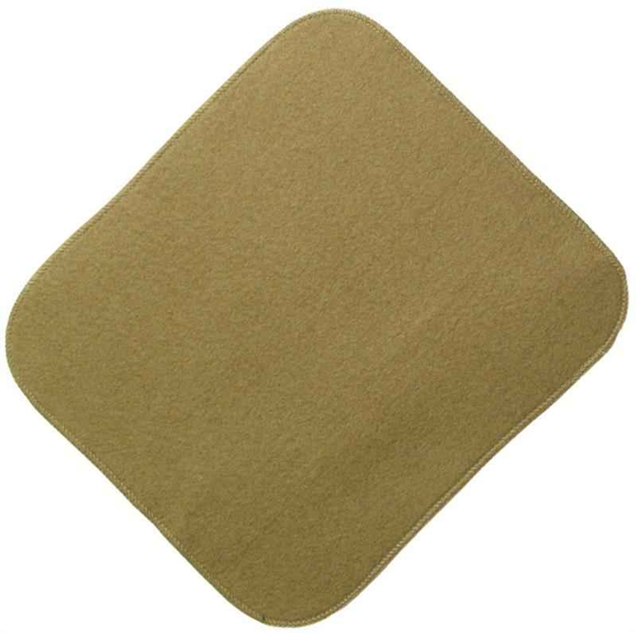 """ABKT AB056T Tac Tactical Gun Cleaning Mat - 12"""" x 10"""". 1.5 mil thick. Coyote Brown"""