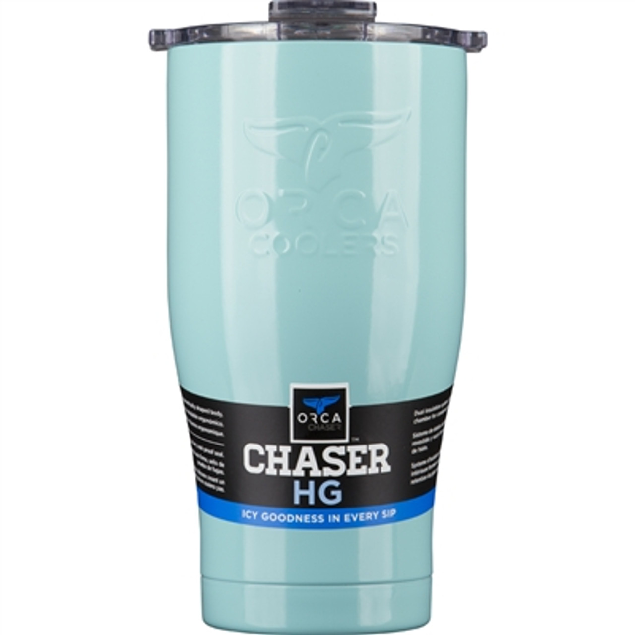 Orca Chaser 27oz, Seafoam Green High Gloss