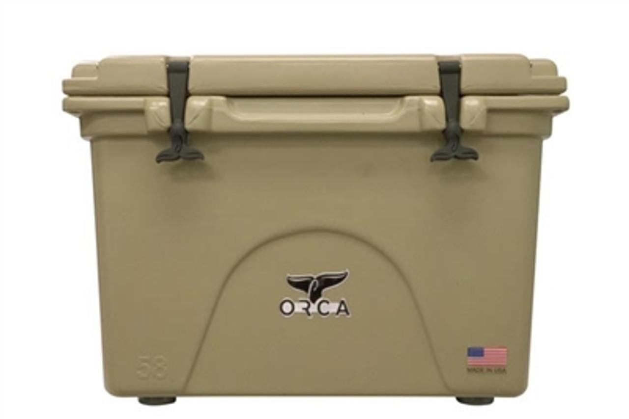 ORCA Coolers 58 Quart Tan