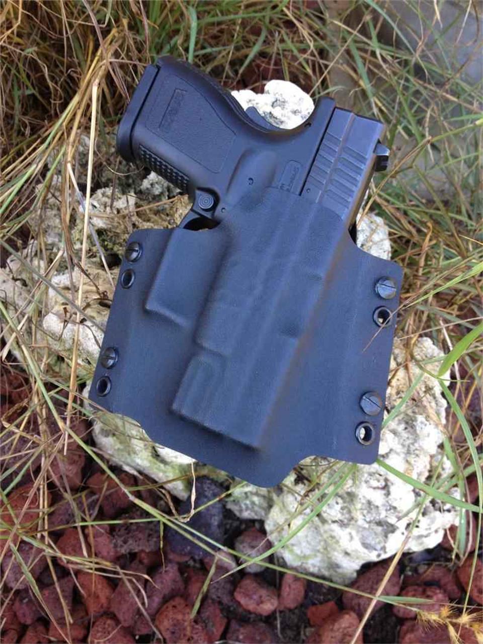Concealment Hammer Commander, Right Hand, S&W M&P 9/40-Black