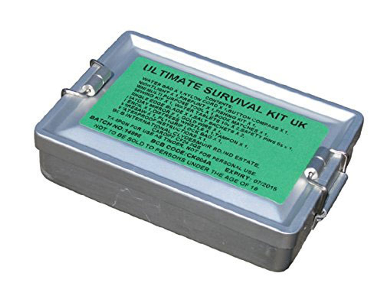 Bushcraft Ultimate Survival Kit UK