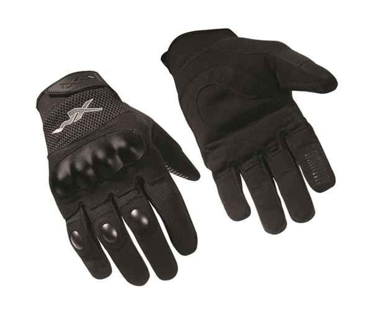 Wiley X Durtac All-Purpose Gloves, Black, Size 2X