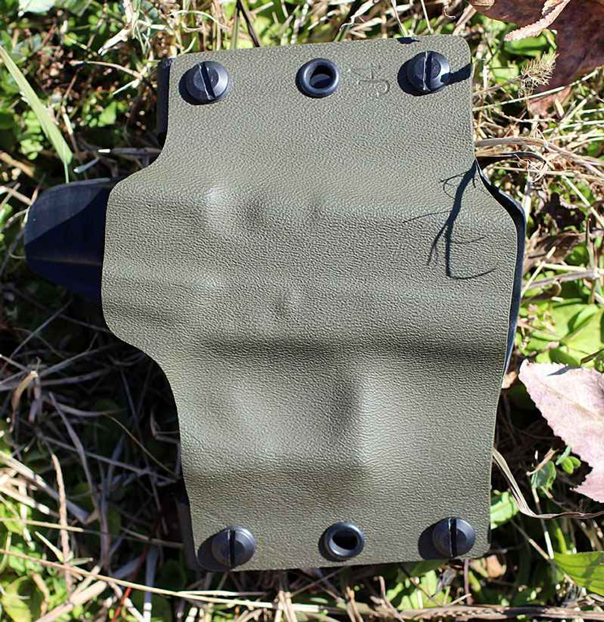 Concealment Muzzle Commander, Right Hand Glock 42-OD Green
