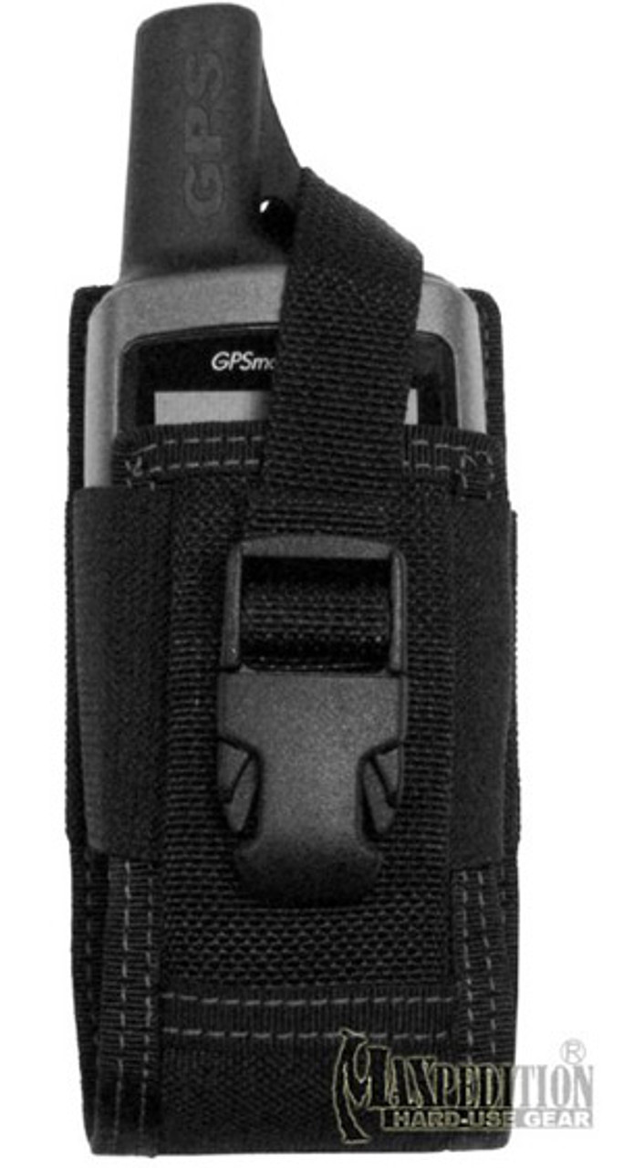 Maxpedition 5 in. Clip on Phone Holster  Color  Green