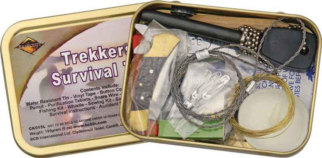Bushcraft Survival Kit - Trekker Series