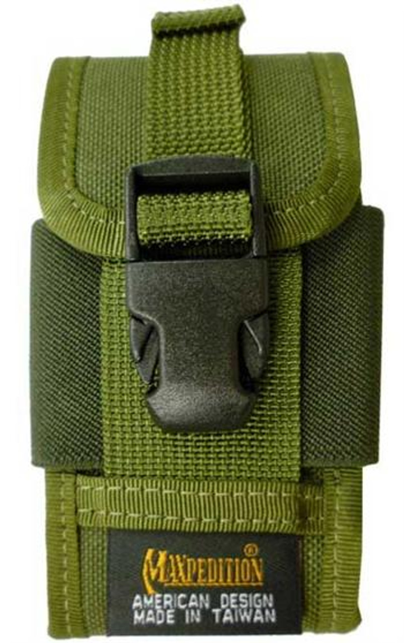 Maxpedition Clip-On PDA Phone Holster| Color| Green