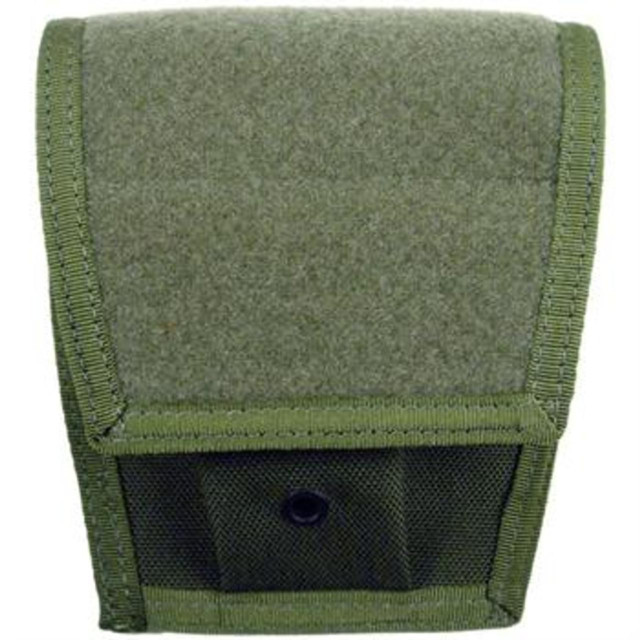 Maxpedition Double Handcuff Pouch  Color  Green