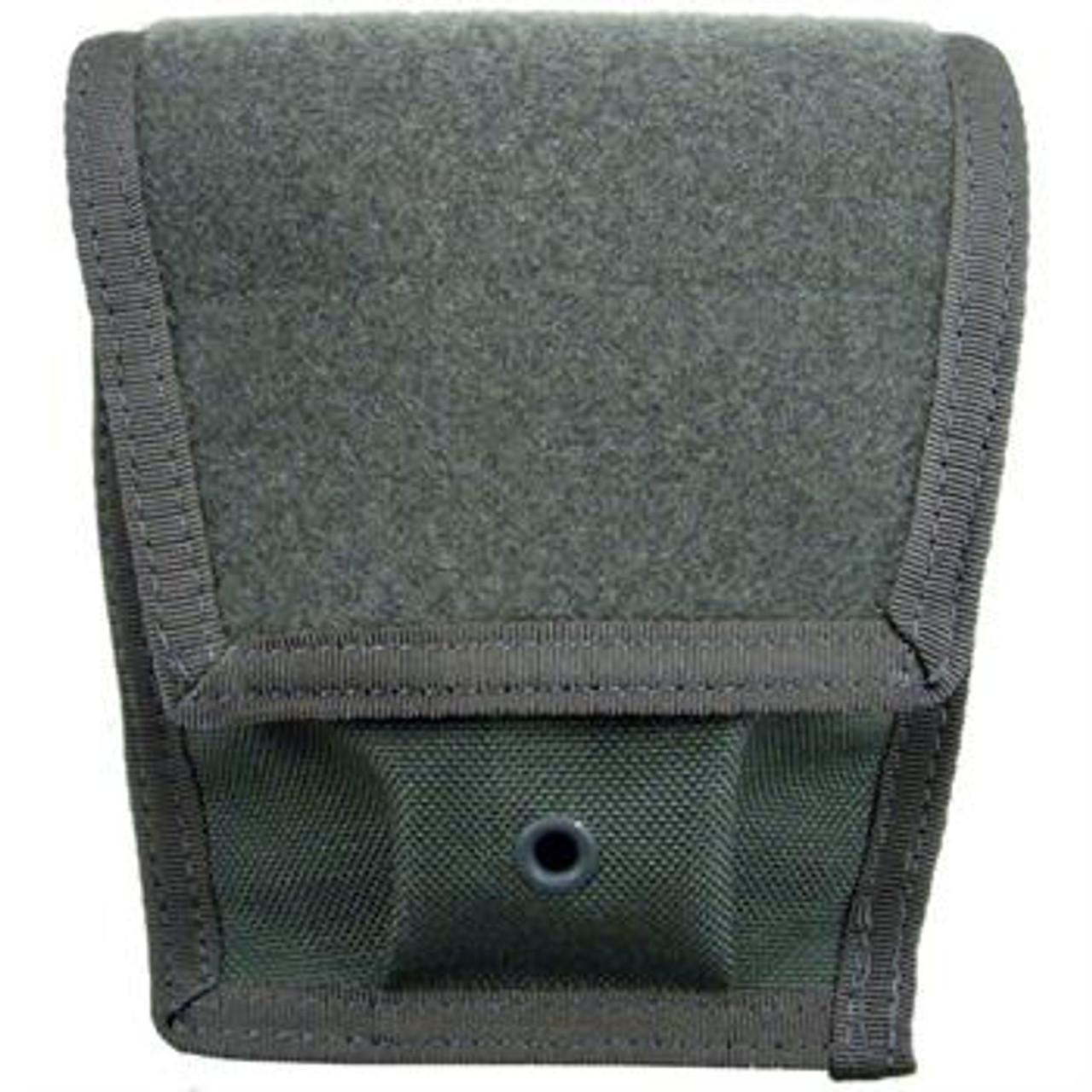 Maxpedition Double Handcuff Pouch| Color| Foliage Green