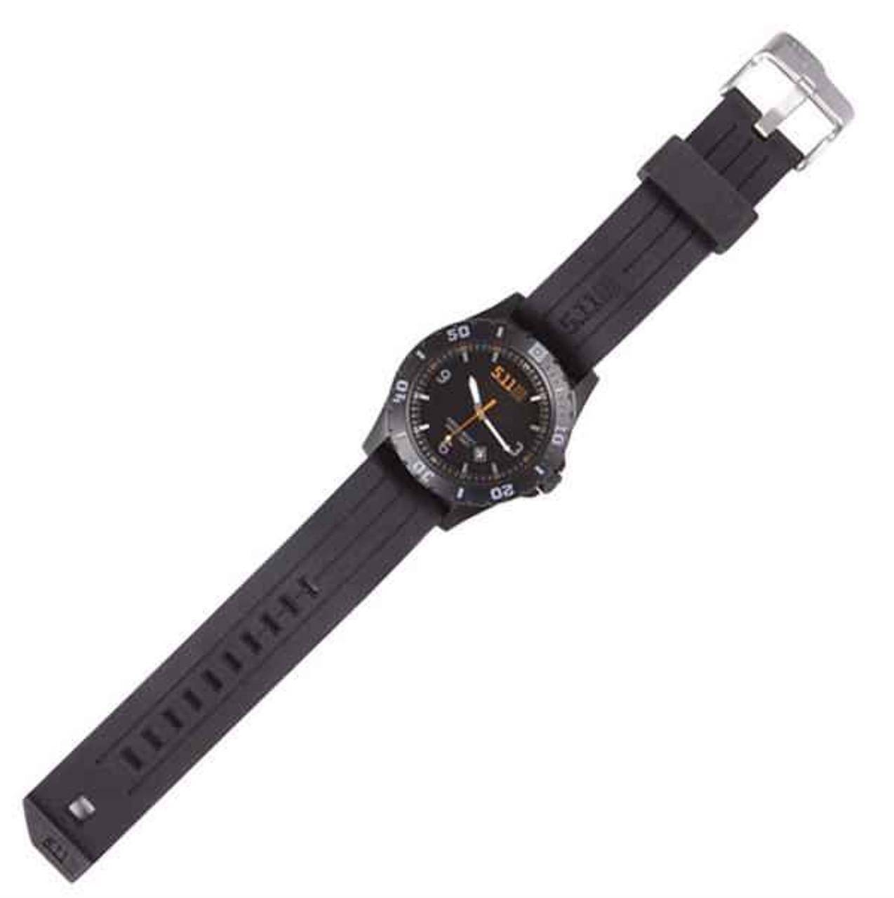 5.11 Tactical Sentinel Watch, Black, Waterproof