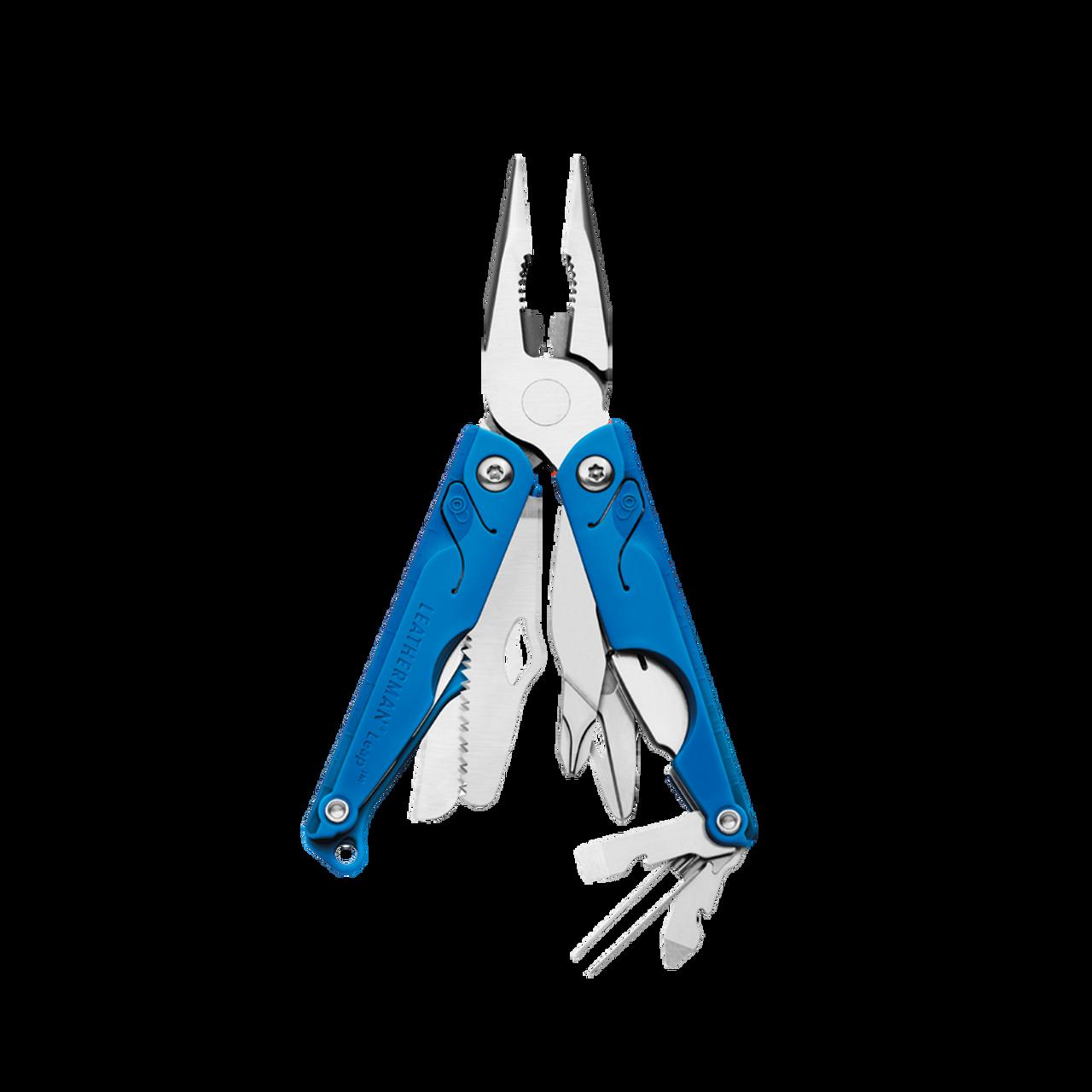 Leatherman 831830 Leap, Blue-(13 TOOLS)