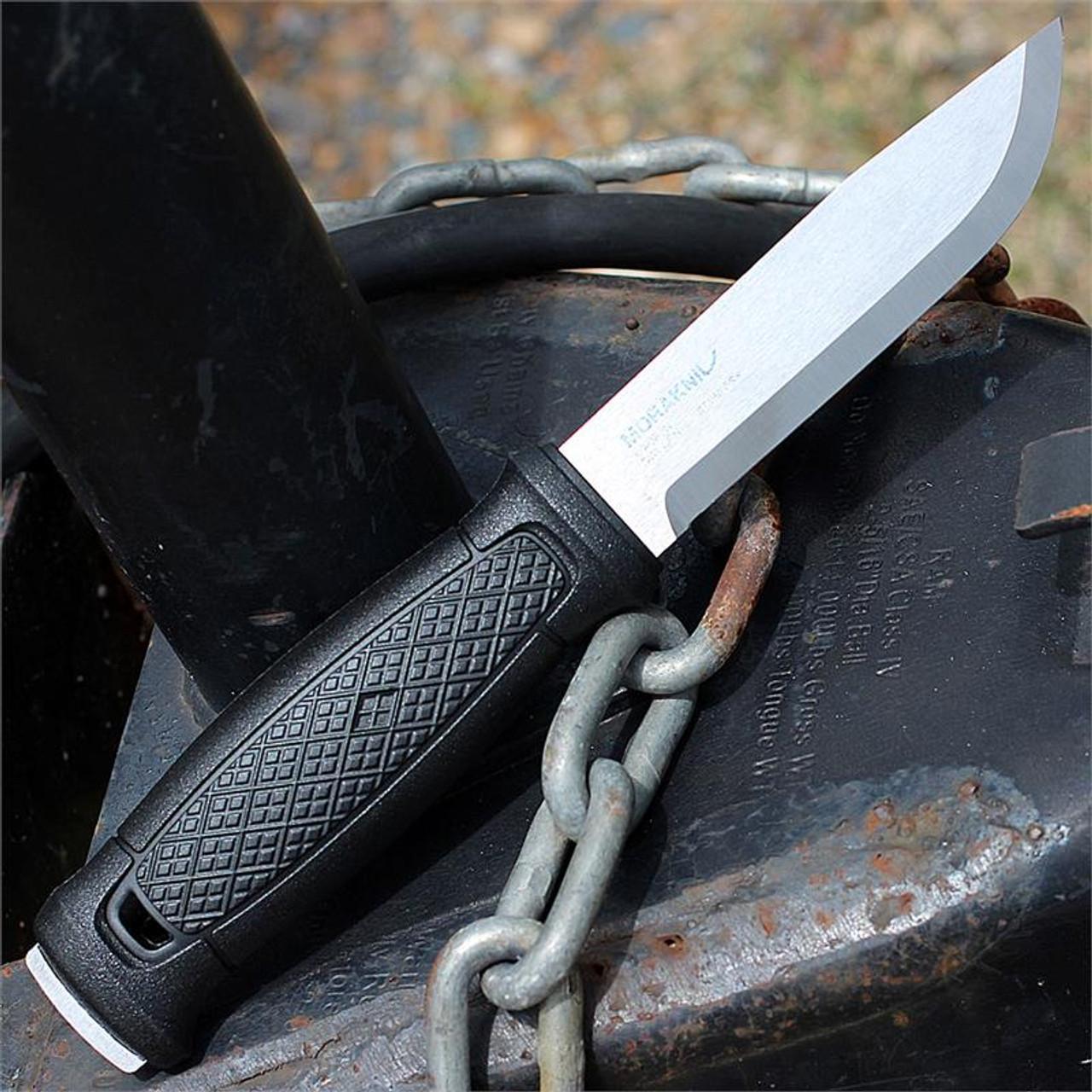 Morakniv Garberg Full Tang, Leather Sheath