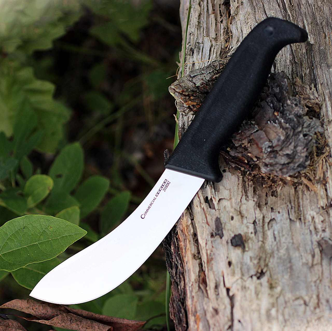 Cold Steel Commercial Series 6.0 in. Big Country Skinner Knife, 20VBSKZ