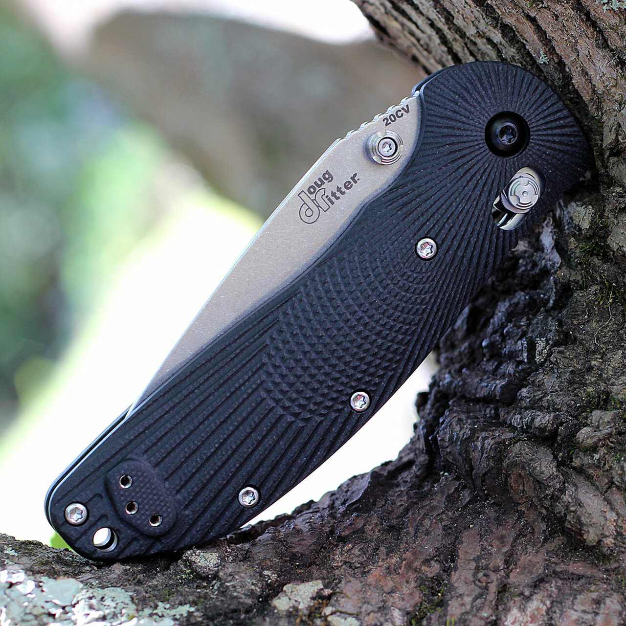 Doug Ritter RSK®  MK1-G2 Knifeworks Exclusive