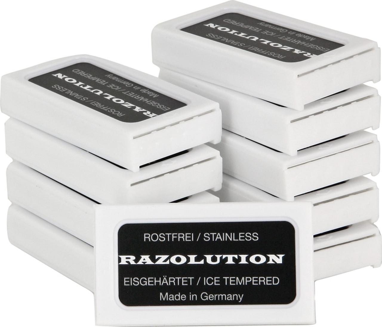 Simba Tec 85930 Razolution Shaving Blades-100 Pack