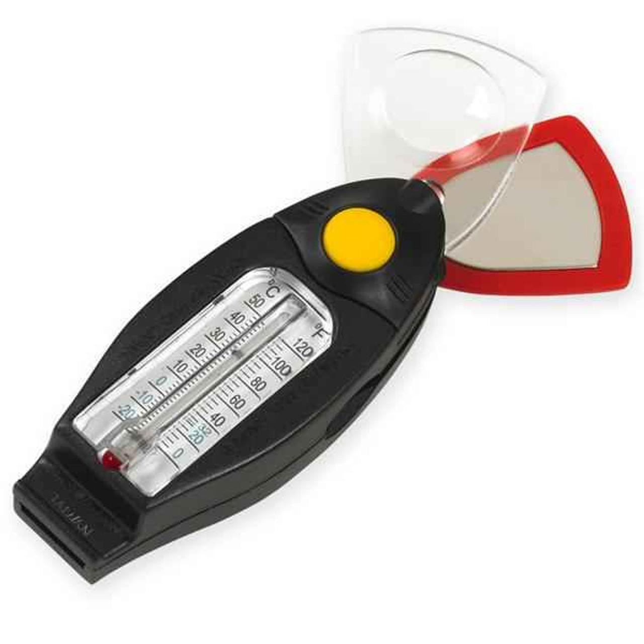 Ndur 6-n-1 Survival Compass
