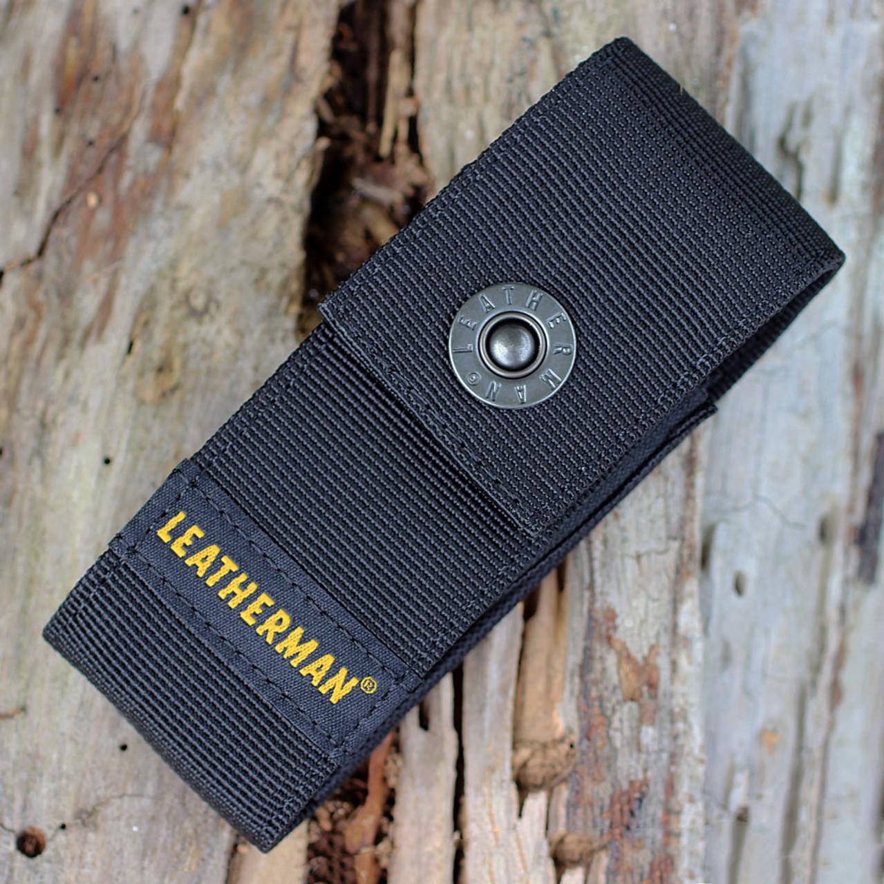 "Leatherman Black Nylon Sheath Medium (4.25"" x 1.5"" x 0.8"") - 934928"