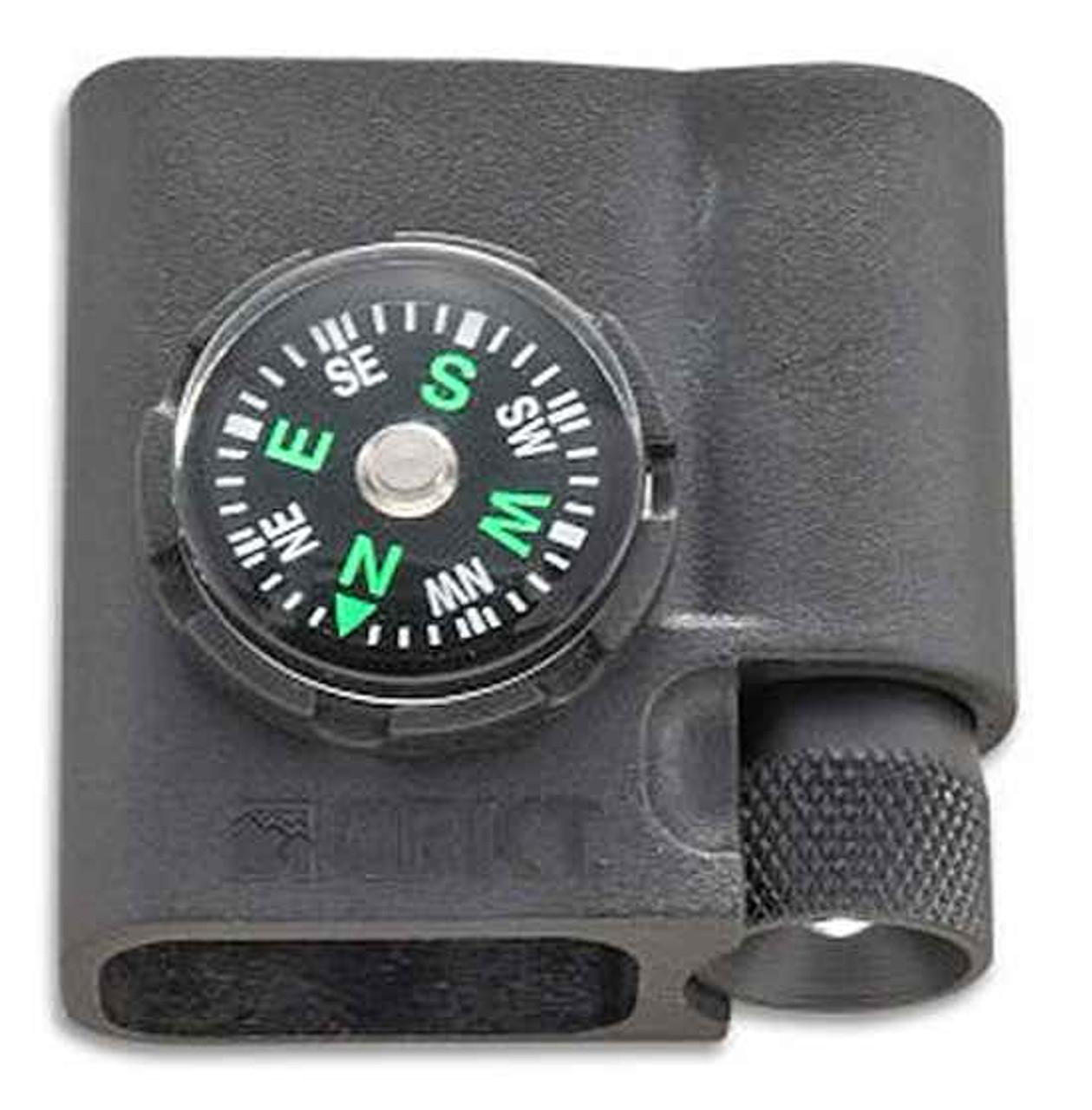 CRKT 9700 Paracord Bracelet Accessory-Compass & LED Light