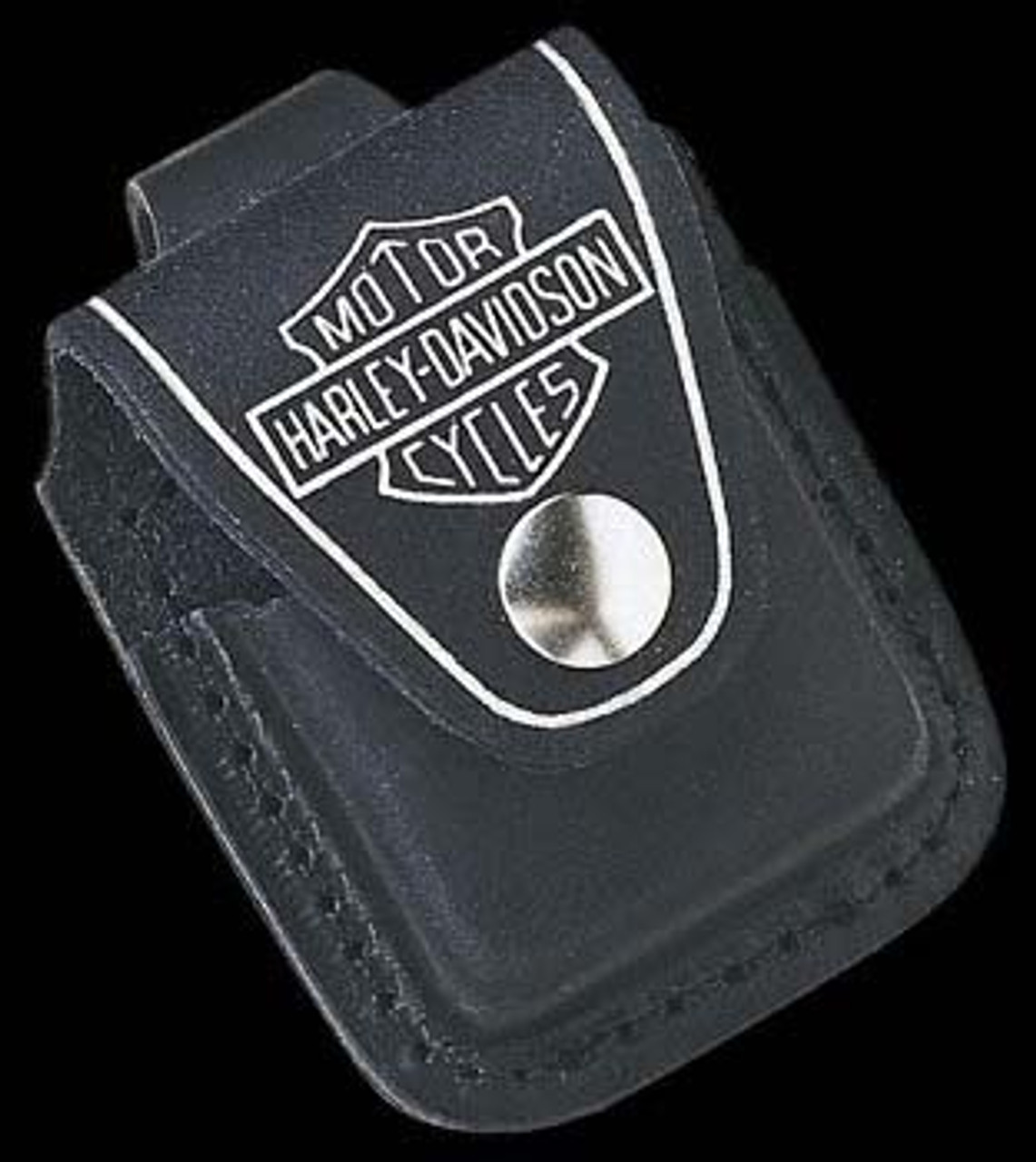 Zippo ZHDPBK Lighter H-D Pouch