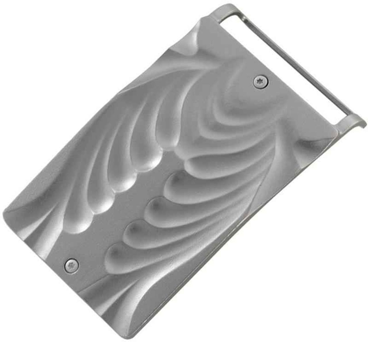 CRKT 5280BELT Tighe Dye™ Belt Buckle, 6061-T6 Aluminum