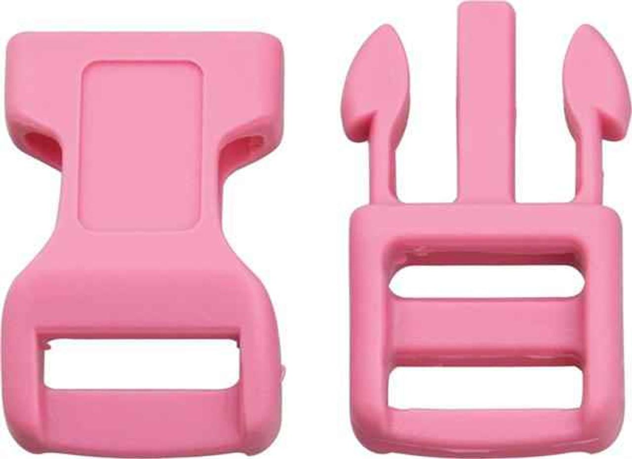 Knotty Boys Buckle Pink
