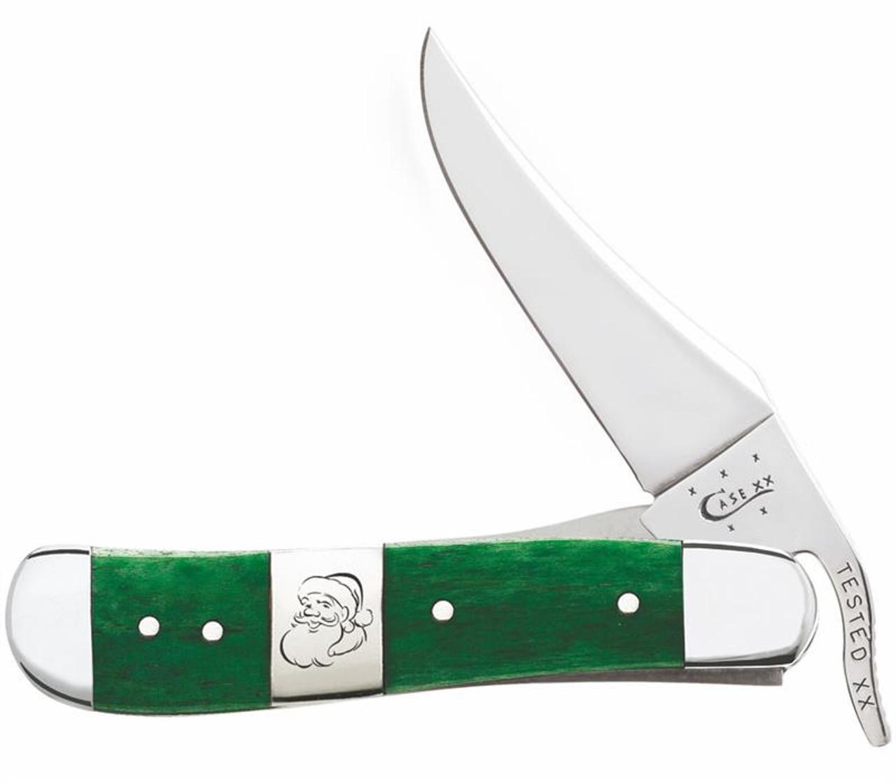 Case Russlock, Smooth Green Bone Santa