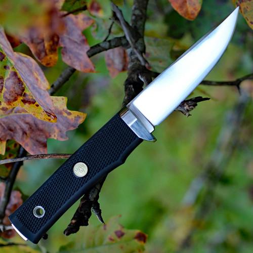 Fallkniven Tre Kronor, Thermorun Handle, Zytel Sheath