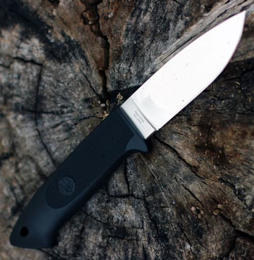 """Beretta BE79178 Loveless Drop Point, 3.4"""" AUS-6 SS Plain Blade, Zytel Handle, Sheath"""