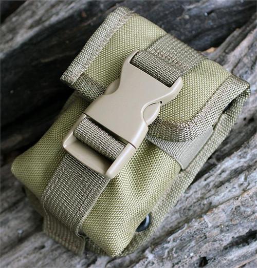 Khaki Large ESEE 5//6 Attachment Pouch