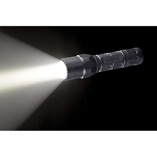 SureFire G2X Pro Dual-Output LED SFRG2XDBK, 600.0 lumens-123A Batteries Included
