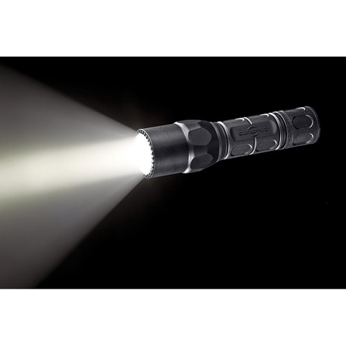 SureFire G2X Tactical Single-Output LED Flashlight SFRG2XCBK, 600 lumens-123A Batteries Included