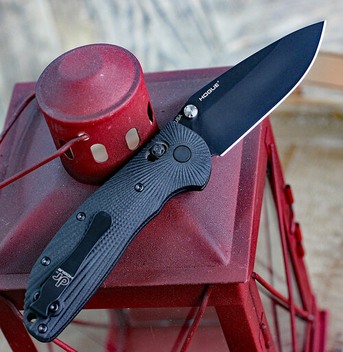 Doug Ritter RSK® MK1-G2 Black Blade Knifeworks Exclusive