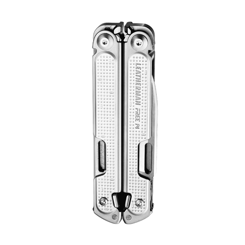Leatherman 832640 Free P4, Stainless Steel, 21 Tools