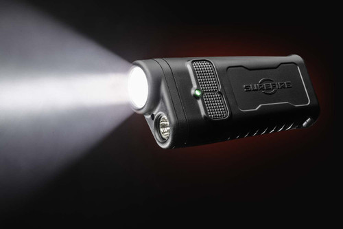 Surefire Guardian DBR Dual-Beam Rechargeable Ultra-High LED Flashlight