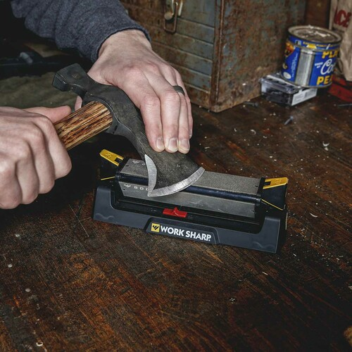 Work Sharp Benchstone Knife Sharpener