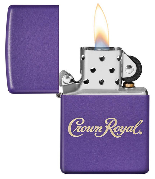 Zippo 49460-000003 Crown Royal Lighter
