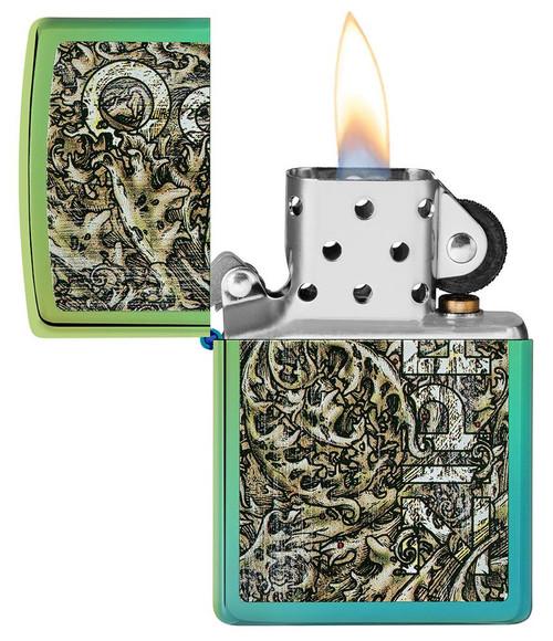 Zippo 49416-000003 Zippo Design Lighter