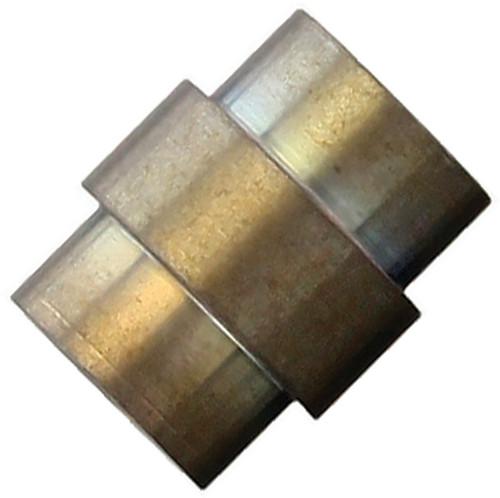 Flytanium Bronze Titanium Stonewashed Stepped Hole Stopper - for Spyderco Paramilitary 2 / Para 3 Knife