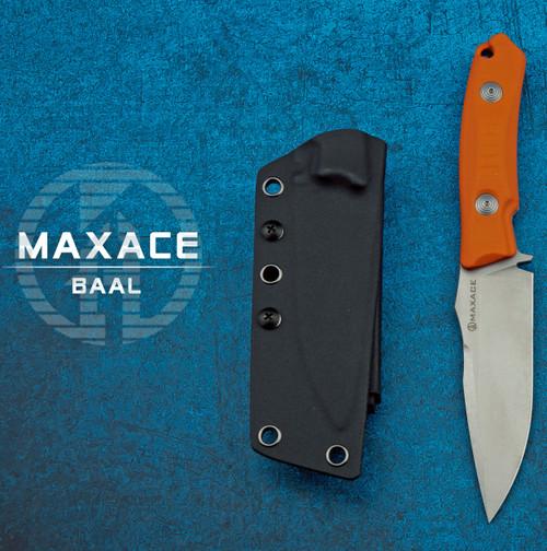 "Maxace Baal Tactical Fixed Orange G10 (4.1"" Vanadis 4E SW) MBL02"