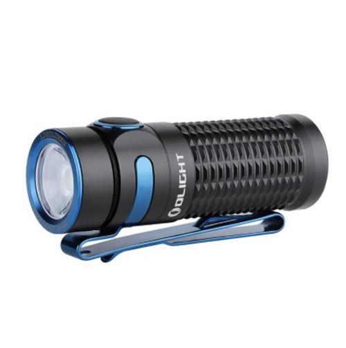 Olight Baton 3 Flashlight Black (1200 Lumen) Rechargeable