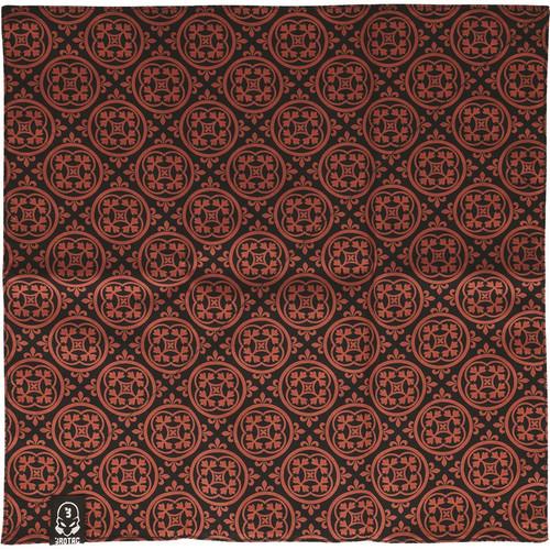 Bastinelli Creations Mako Handkerchief - Red & Black (BAS230M)