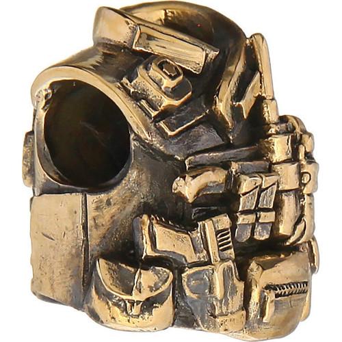 Bastinelli Waistcoat Attack Bead - Bronze Contruction (BGASSAULTBEAD)
