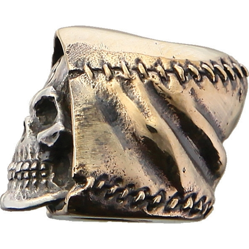 Bastinelli Reaper Lanyard Bead - Bronze Contruction